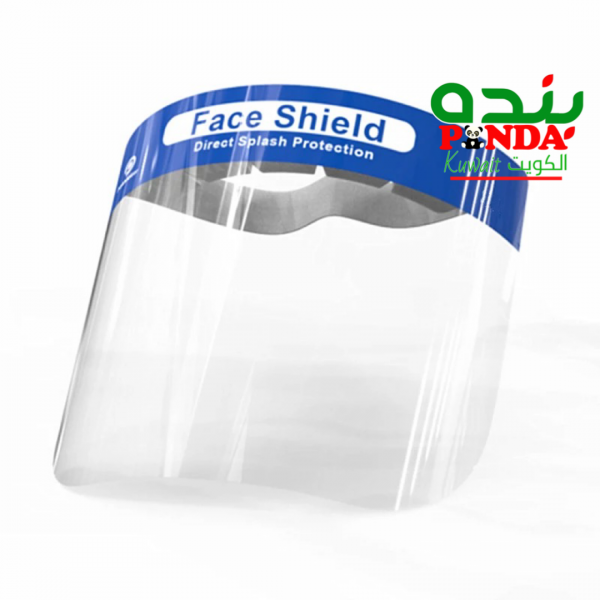 للكبار face shield