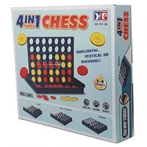 CHESS 4 IN 1